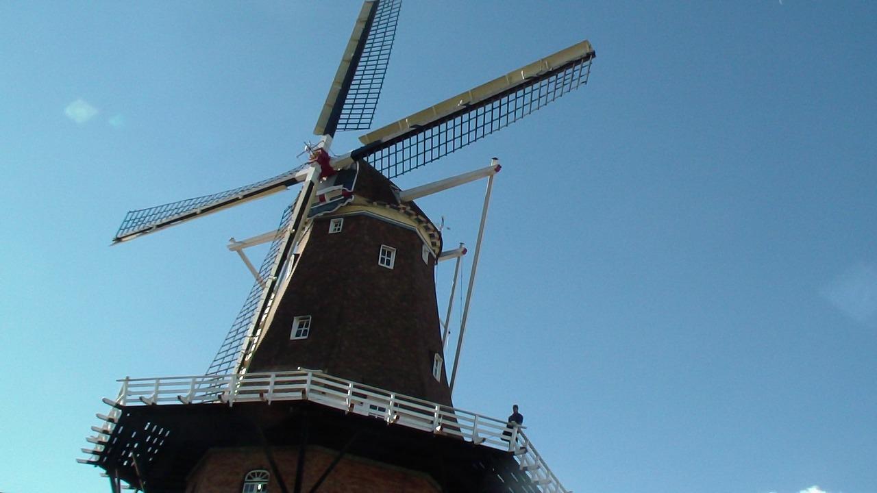 Das Mühlen Freilichtmuseum Bad Karlshafen